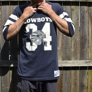 Vintage Dallas Cowboys Champion 34 Shirt L